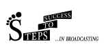 Steps to Success in broadcasting black2